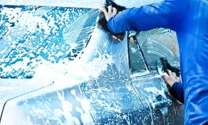 Premium Express Car Clean: Pkw-Handwäsche Außen, Innen oder Komplettaufbereitung beim Premium Express Autopflege Service(bis zu 50% sparen*)