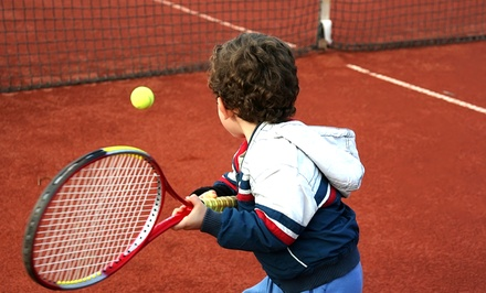 One or Two Weeks of 10 & Under Tennis Camp at Tennis Club of Hastings (Up to 52% Off)