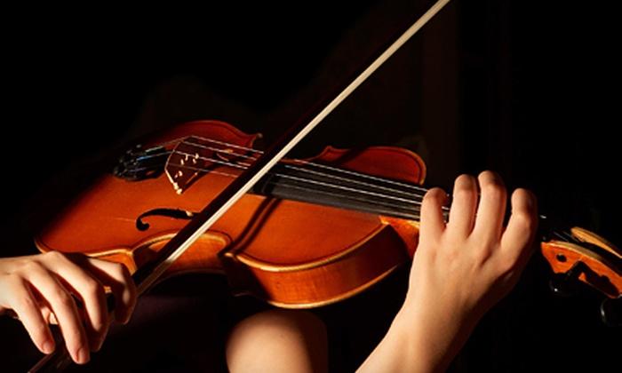 The Michigan Irish Music School - Grand Rapids: $40 for Five Weeks of Beginner or Intermediate Irish-Music Lessons at The Michigan Irish Music School ($85 Value)