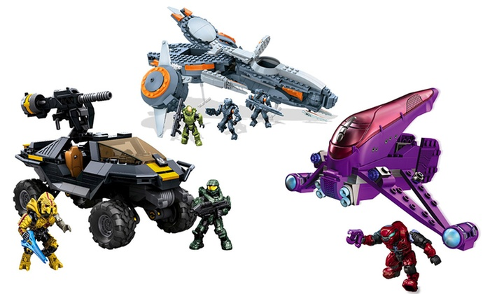 Mega Blocks Halo Collection
