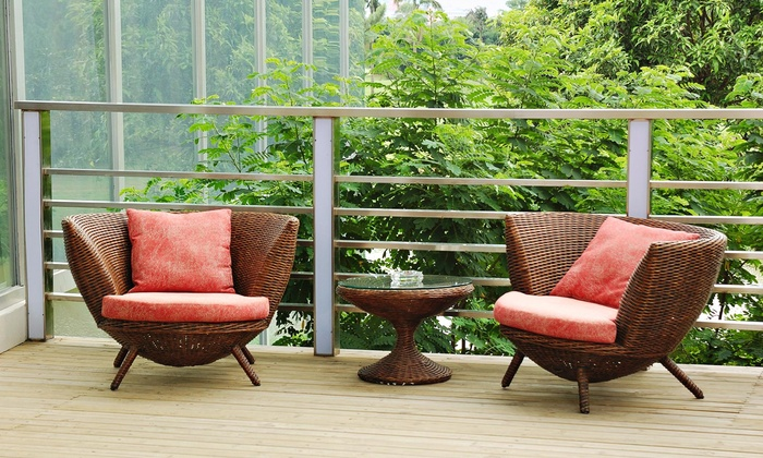 Furniture to go - Flatlands: $480 for $999 Worth of Outdoor Furniture — Furniture to GO