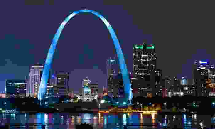null - St Louis: Stay at Ramada Plaza Hotel St. Louis