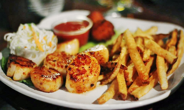 Olde Towne Tavern - Phoebus: Seafood and Pub Food at Olde Towne Tavern (Up to 45% Off). Two Options Available.