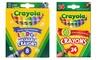 Crayola Crayons (48- or 24-Pack): Crayola Crayons (48- or 24-Pack)
