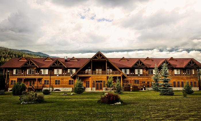 Glacier House Resort - Revelstoke, BC: 2-Night Stay at Glacier House Resort in Revelstoke, BC. Combine Up to 8 Nights.
