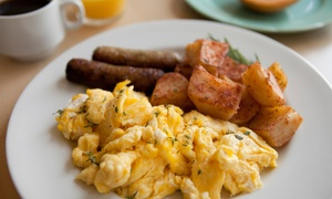 Claudette's Cafe: $18 for Three Groupons, Each Good for $12 Worth of American Diner Food at Claudette's Cafe