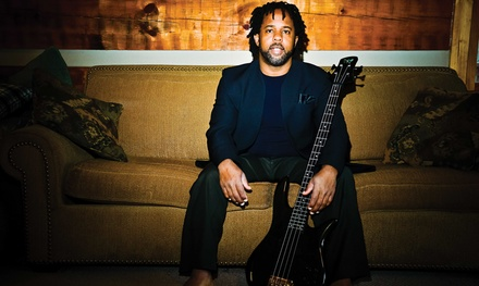 Victor Wooten on Friday, March 4, at 7 p.m.