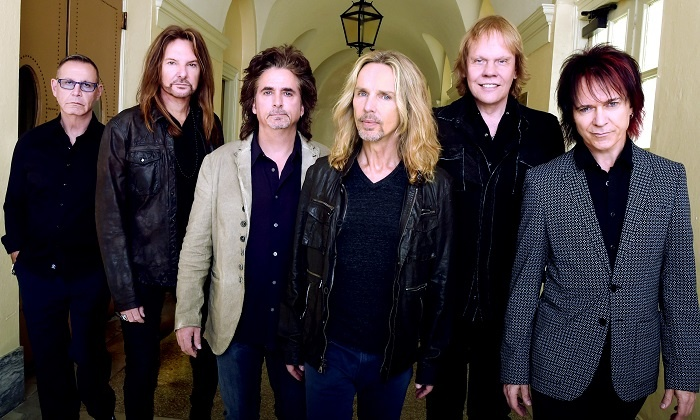Styx - Majestic Theatre: Styx on October 14 at 8 p.m.