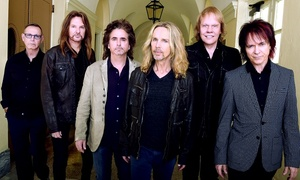 Styx: Styx on October 14 at 8 p.m.