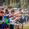 Up to 40% Off World's Largest Squirt Gun FIght
