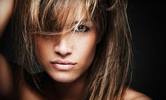 Metropolis Salon and Spa - Deephaven: Haircut and Deep Conditioning with Optional Partial or Full Foil Highlights at Metropolis Salon and Spa (Up to 64% Off)