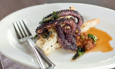 Italian Cuisine at Branzino (45% Off). Two Options Available.