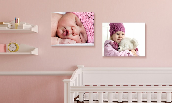 "Fabness: Custom 16""x20"" Canvas Prints from Fabness (Up to 87% Off)"