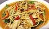 Bangkok Cuisine - West Bloomfield: $11 for $20 Worth of Thai Food at Bangkok Cuisine