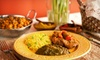 Indian Palace Restaurant - Town Center: Indian and American Cuisine at Indian Palace Restaurant (Half Off). Three Options Available.