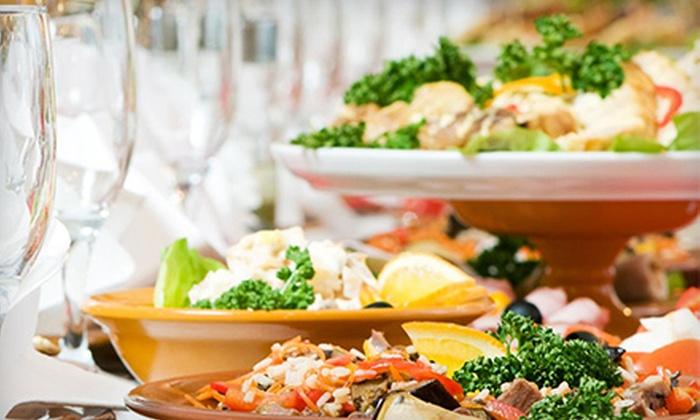 Nefeli's Ristorante - Matt Berry: Italian Cuisine at Nefeli's Ristorante (Half Off). Two Options Available.