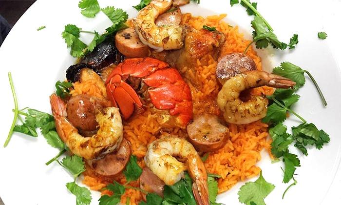 Casa De La Trova - Fair Lawn: Cuban Lunch or Dinner Cuisine at Casa De La Trova (Up to 50% Off). Six Options Available.