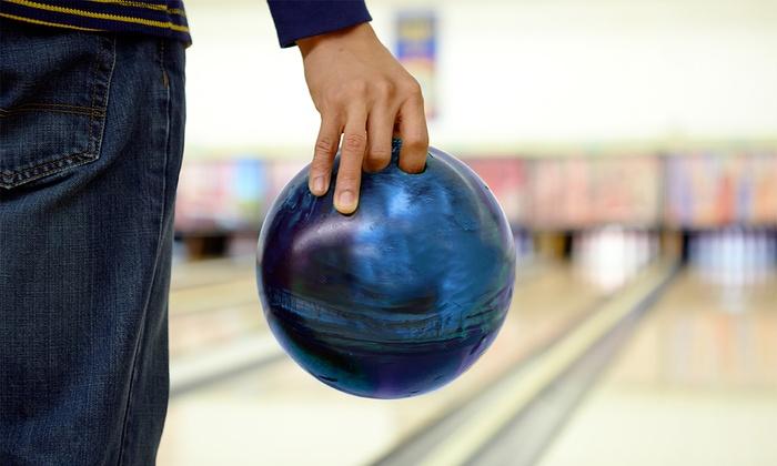 Partie de bowling et boisson de 25 cl pour 1 à 10 personnes dès 6,50 € au Bowling du Bras d'Or Aubagne