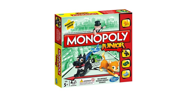 Gioco da tavolo Monopoly Hasbro. Vari modelli disponibili da 21,90 € a 39,99 €