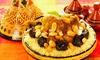 Restaurant Mesob - Nürnberg: Afrikanisches Menü mit großem Mixteller für Zwei oder Vier im Restaurant Mesob ab 14,50 € (bis zu 50% sparen*)