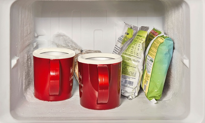 Macchina per il gelato doppia groupon goods - Macchina per il gelato in casa ...