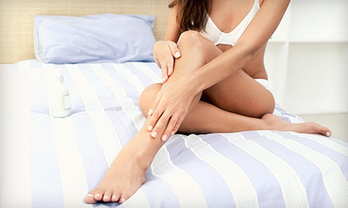 Ariba Medical Spa - Centerville: Laser Hair Removal on a Small, Medium, Large, or Extra-Large Area at Ariba Medical Spa in Fremont (Up to 87% Off)
