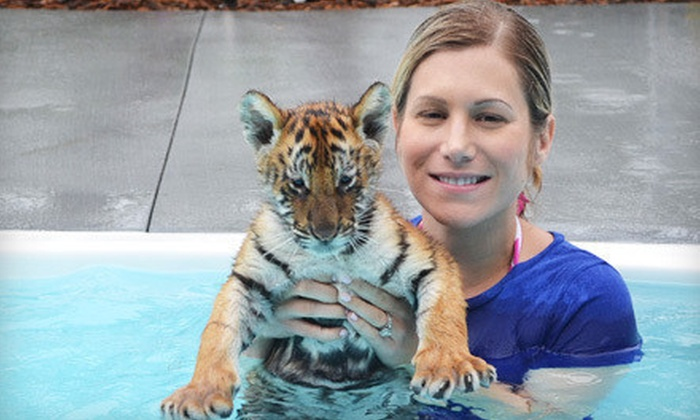 Dade City's Wild Things - Dade City: Sunken Jungle Tour for Two or Four at Dade City's Wild Things (Up to 52% Off)