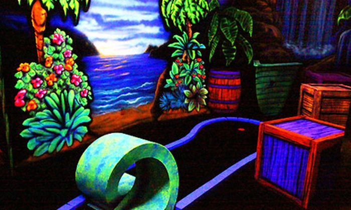 Rascal's Family Fun Center - Honolulu: Two Rounds of Laser Tag, One Round of Mini Golf, and Soda for Two or Four at Rascal's Family Fun Center (Up to 51% Off)