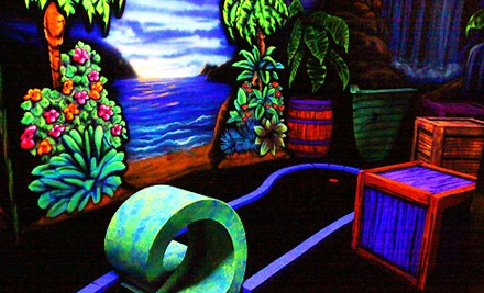Two Rounds of Laser Tag, One Round of Mini Golf, and Soda for Two or Four at Rascal's Family Fun Center (Up to 51% Off)