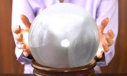 One or Three 15- or 30-Minute Over-the-Phone Psychic Readings from Francine Tesler (Up to 78% Off)
