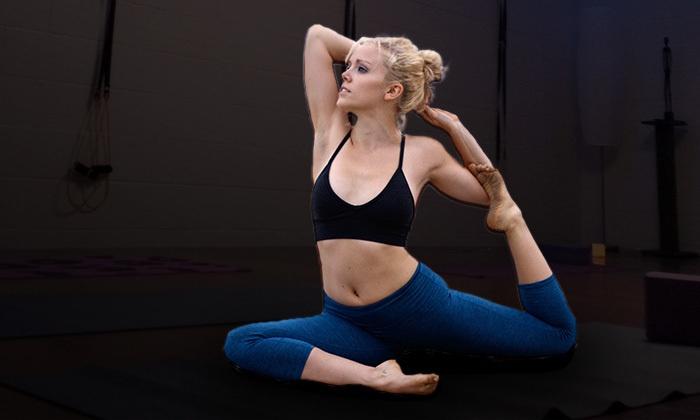 Yogarami - North Hollywood: Up to 90% Off Yoga Class Pass at Yogarami