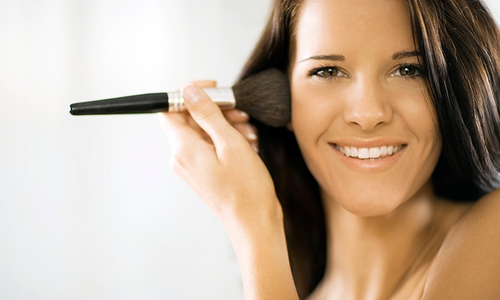 Jennifer Bradley Cosmetics - Safety Harbor: 90-Minute Makeup Lesson for One or Two-Hour Lesson for Two at Jennifer Bradley Cosmetics (Up to 86% Off)