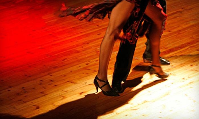 Liquid Rhythm Inc. - New Orleans: 6 or 12 Drop-In Salsa-Cardio Classes at Liquid Rhythm Inc. (Up to 59% Off)