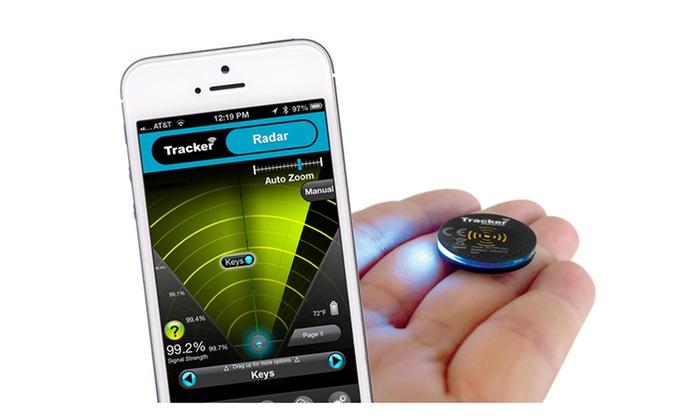 Bluetooth Object-Location Tracker: Bluetooth Object-Location Tracker