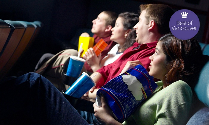 Dunbar Theatre - Vancouver West Side: C$14.25 for a Movie and Popcorn for Two at Dunbar Theatre (Up to C$30 Value)