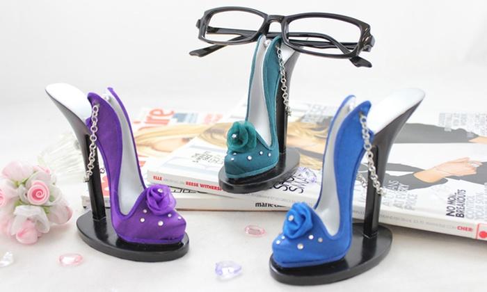 Stiletto-Shaped Eyeglass Holders: Stiletto-Shaped Eyeglass Holders. Multiple Styles Available. Free Returns.
