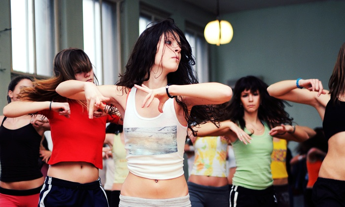 Fit Nice - Downtown Green Bay: 10 or 20 Zumba Classes at FitNice (Up to 61% Off)