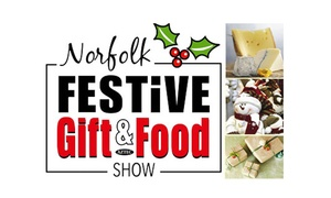 Aztec Events: The Norfolk Festive Gift and Food Show on 12 - 13 November, Norfolk Showground (Up to 54% Off)
