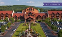 Stay for 4 at Great Wolf Lodge Poconos, PA from $149/night