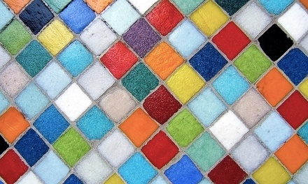 Adult or Youth Beginner Mosaic Class for One or Two at Clay Owen Studios (Up to 47% Off)