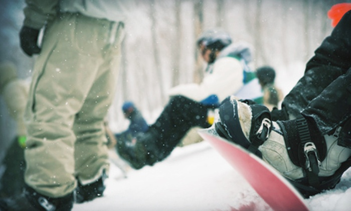 Royal Board Shop - Bridgeland: $25 for Snowboard Tune-Up with Follow-Up Scrape at Royal Board Shop ($50 Value)