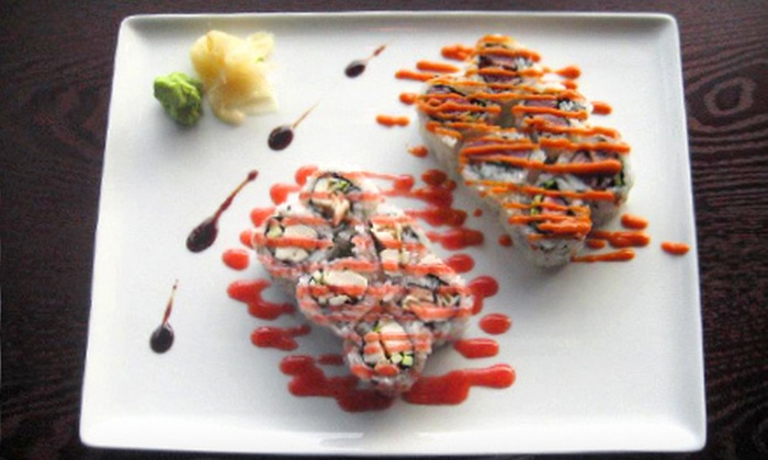 Yamato Hibachi & Sushi Bar - Penn Hills: $15 for $30 Worth of Hibachi Fare and Sushi at Yamato Hibachi & Sushi Bar in Monroeville