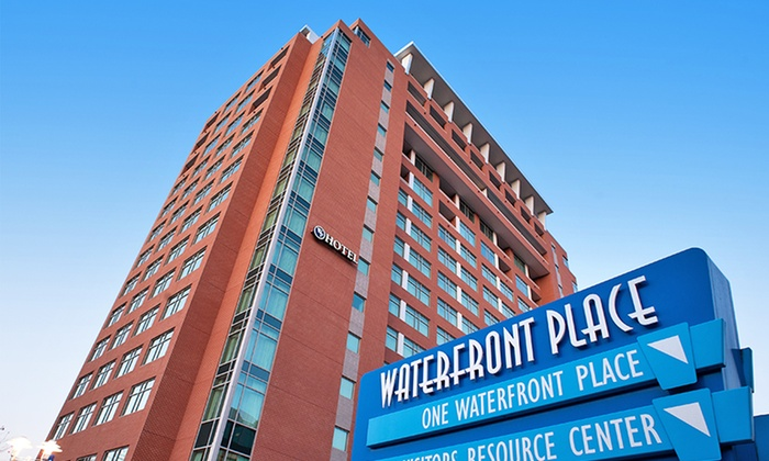 Waterfront Place Hotel - Morgantown, WV: Stay at Waterfront Place Hotel in Morgantown, WV. Dates Available into July.