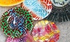 Milkweed Arts - Alhambra: Fused-Glass Intro Workshop for One, Two, or Four at Milkweed Arts (Up to 62% Off)