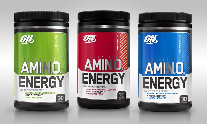 Up To 46 Off On Amino Energy Supplements Livingsocial Shop