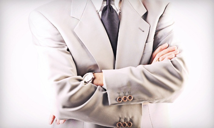 Curley's Cleaners - Multiple Locations: Dry Cleaning at Curley's Cleaners (Up to 53% Off). Three Options Available.