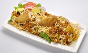 Hornbill Burmese Cuisine: BurmeseFood at Hornbill Burmese Cuisine (Up to 42% Off). Two Options Available.