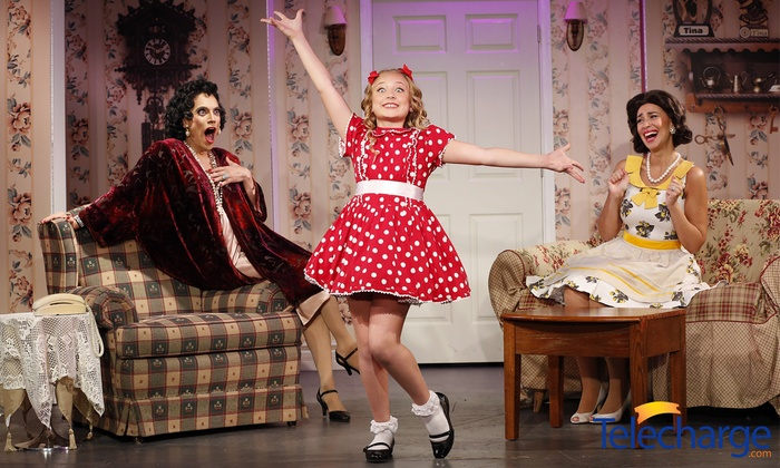 """""""Ruthless! The Musical"""" - St. Luke's Theatre: """"Ruthless! The Musical"""" Dates Through Saturday, September 10 - Shows on Monday & Thursday Evenings & Saturday Matinees"""