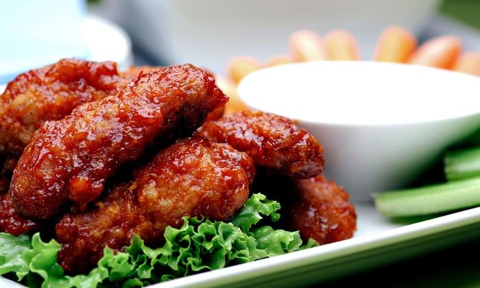 Calder's Buffalo Pub - Mount Pleasant: Lunch or Dinner for Two or Four at Calder's Buffalo Pub (Half Off)