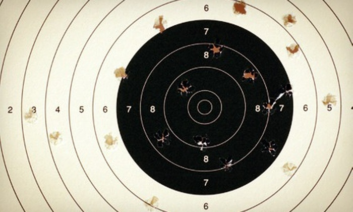 Combat Shooting Sports Inc - Casselberry-Altamonte Springs: $39 for an Airsoft Outing with All-Day Admission, Guns, Safety Goggles, and Vests for Four at Combat City ($140 Value)